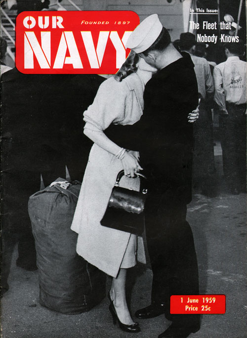 Our Navy Magazine - June 1959