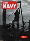 1 August 1959 Issue Of Our Navy Magazine