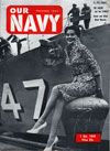 1 October 1959 Issue of Our Navy Magazine