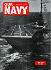 1 November 1959 Issue of Our Navy Magazine