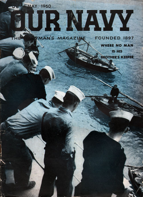 May 1960 Our Navy Magazine