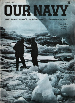 1963-06 Our Navy Magazine