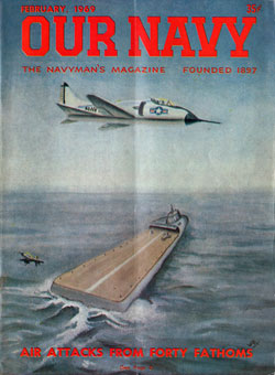1969-02 Our Navy Magazine