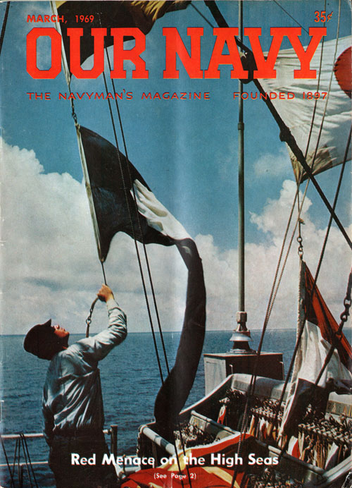 March 1969 Our Navy Magazine
