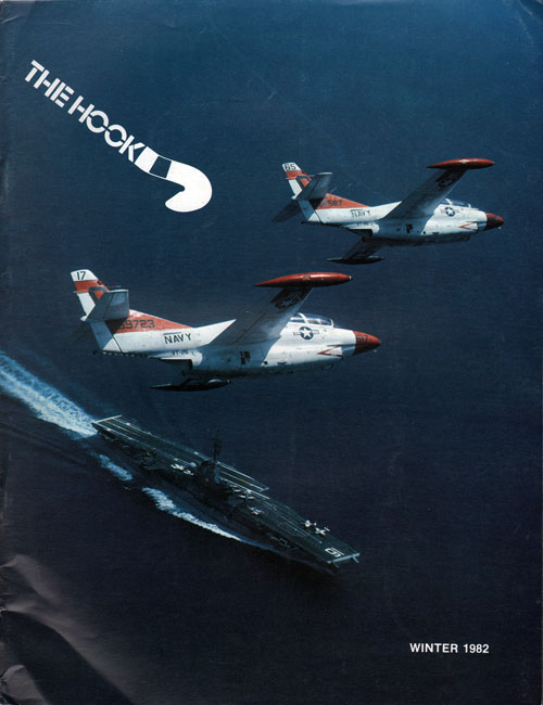 Winter 1982 The Hook : Journal of Carrier Aviation - Tailhook Association