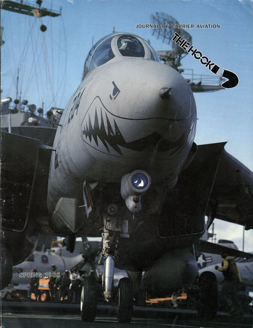 Spring 1988 The Hook : Journal of Carrier Aviation - Tailhook Association