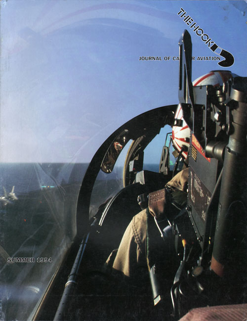 Summer 1994 The Hook : Journal of Carrier Aviation - Tailhook Association