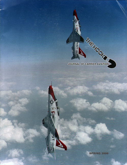 Spring 2000 The Hook : Journal of Carrier Aviation - Tailhook Association