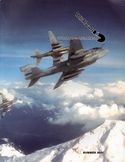 2001-02 Summer Tailhook Magazine