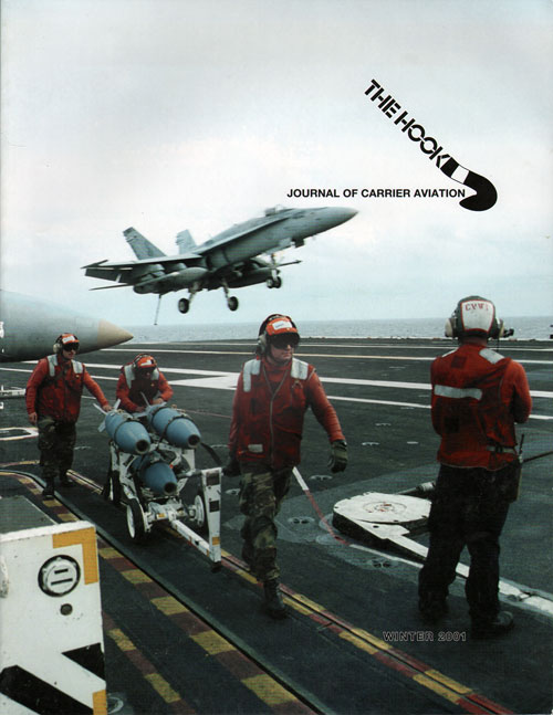 Winter 2001 The Hook : Journal of Carrier Aviation - Tailhook Association