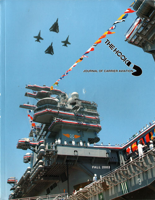 Fall 2003 The Hook : Journal of Carrier Aviation - Tailhook Association