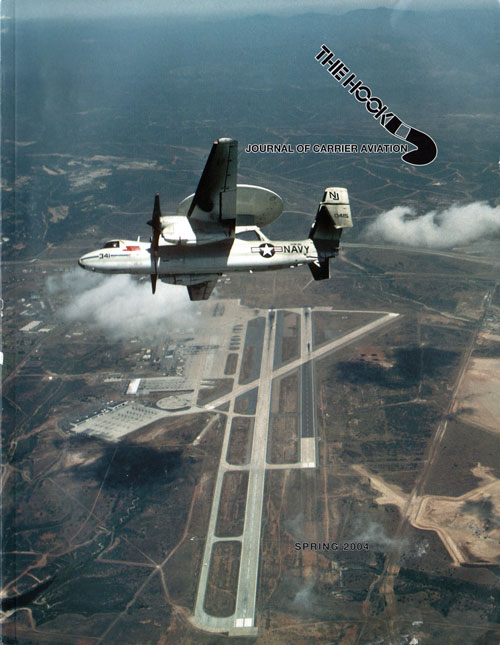 Spring 2004 The Hook : Journal of Carrier Aviation - Tailhook Association