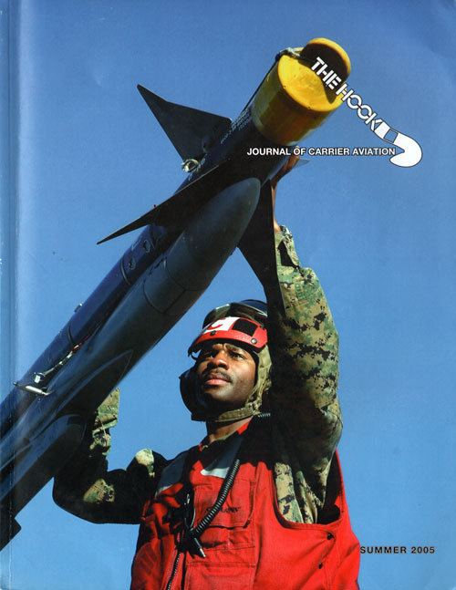 Summer 2005 The Hook : Journal of Carrier Aviation - Tailhook Association