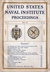 May 1945 Issue of U.S. Naval Institute Proceedings Magazine
