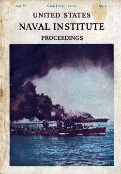 1949-08 Naval Institute Proceedings