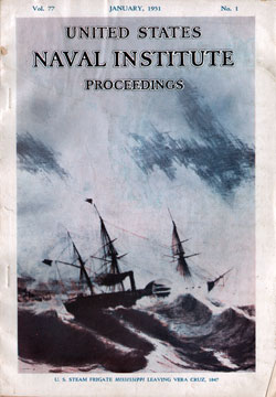 1951-01 Naval Institute Proceedings