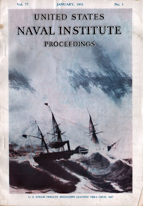 January 1951 Proceedings Magazine: United States Naval Institute