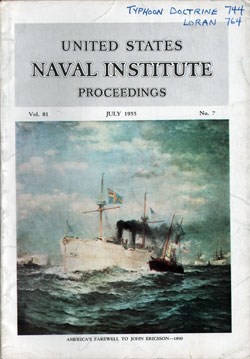1955-07 Naval Institute Proceedings