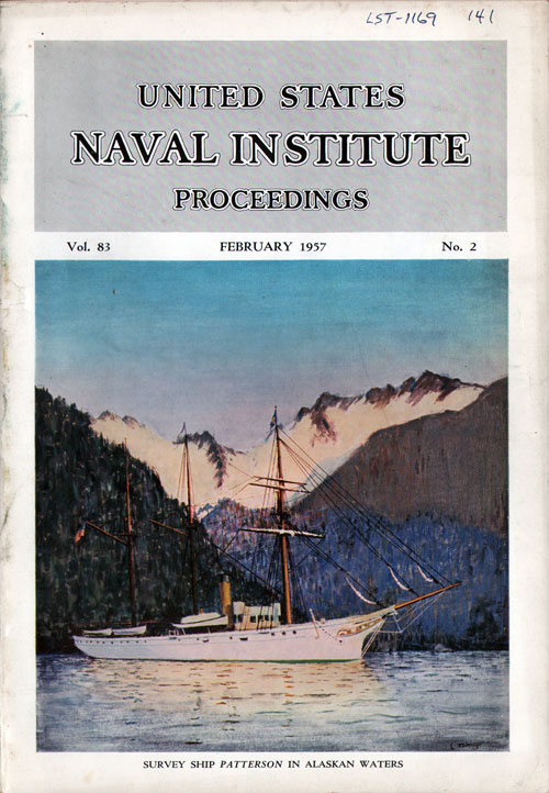 February	1957 Proceedings Magazine: United States Naval Institute