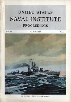1957-03 Naval Institute Proceedings