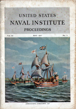 1957-05 Naval Institute Proceedings