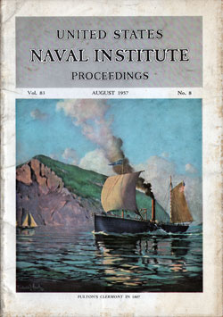 1957-08 Naval Institute Proceedings