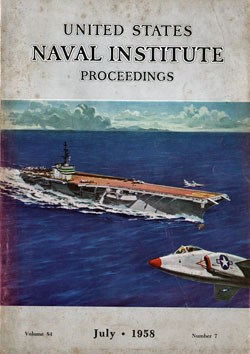 1958-07 Naval Institute Proceedings