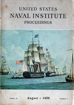 1958-08 Naval Institute Proceedings