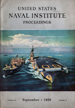 1958-09 Naval Institute Proceedings