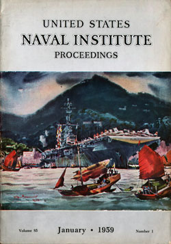 1959-01 Naval Institute Proceedings