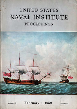 1959-02 Naval Institute Proceedings