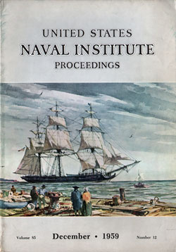 1959-12 Naval Institute Proceedings