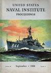 1960-09 Naval Institute Proceedings