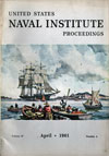 1961-04 Naval Institute Proceedings