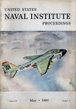 May 1960 Proceedings Magazine: United States Naval Institute