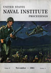 1961-11 Naval Institute Proceedings