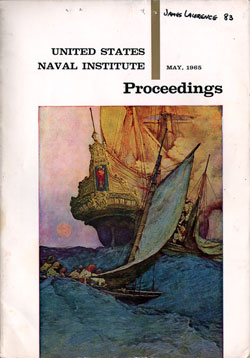 May 1965 Proceedings Magazine: United States Naval Institute