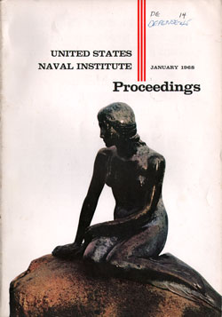 January 1968 Proceedings Magazine: United States Naval Institute