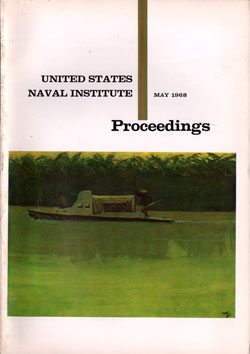 May 1968 Proceedings Magazine: United States Naval Institute