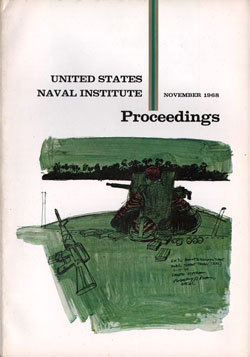 November 1968 Proceedings Magazine: United States Naval Institute