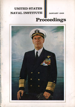 January 1969 Proceedings Magazine: United States Naval Institute