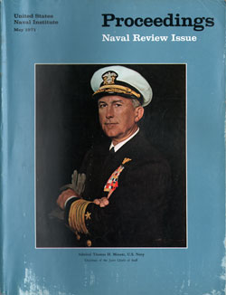 May 1971 Proceedings Magazine: United States Naval Institute