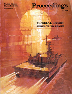 March 1978 Proceedings Magazine: United States Naval Institute
