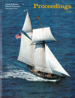 September 1978 Proceedings Magazine: United States Naval Institute