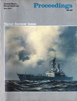 May 1979 Proceedings Magazine: United States Naval Institute