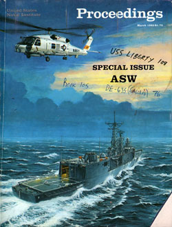 March 1980 Proceedings Magazine: United States Naval Institute