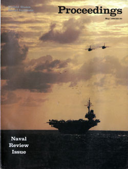 May 1980 Proceedings Magazine: United States Naval Institute