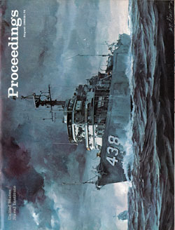 August 1980 Proceedings Magazine: United States Naval Institute