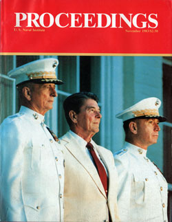 November 1983 Proceedings Magazine: United States Naval Institute
