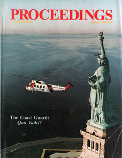 February 1984 Proceedings Magazine: United States Naval Institute